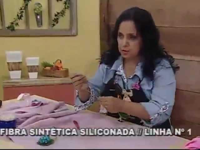 ARTE BRASIL - DEIZE DE PAULA - ALMOFADA HORTÊNSIA (26.08.2011)