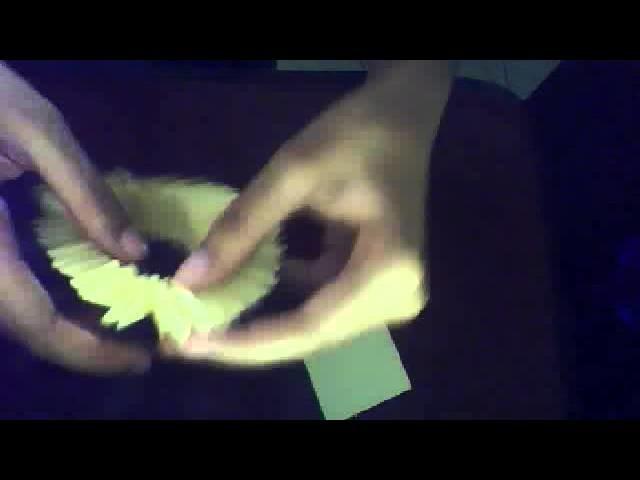 Como fazer pecinhas para origami em 3D