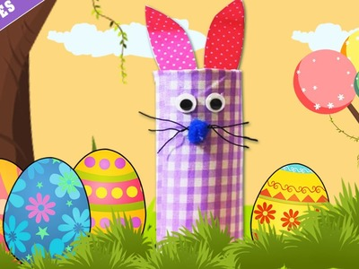 DIY Easter Bunny Crafts | Fun Arts & Crafts Videos for Kids!