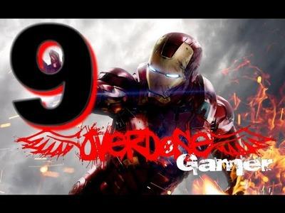 Iron Man - Papercraft - parte 9 - overdosegamer.blogspot.com.br