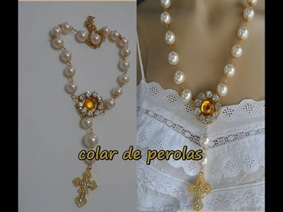 MAXI COLAR DE PEROLAS
