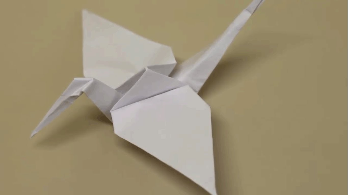 Origami: Tsuru