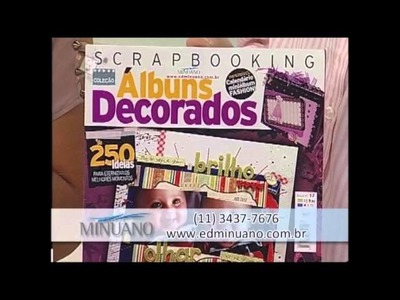 Scrapbooking - Passo a Passo - Lvy Larrea