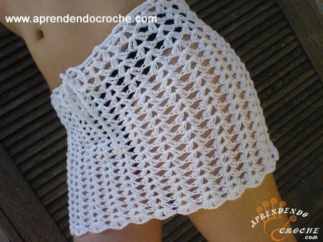 2º Parte - Saída de Praia de Croche Brasileirinha - Aprendendo Crochê