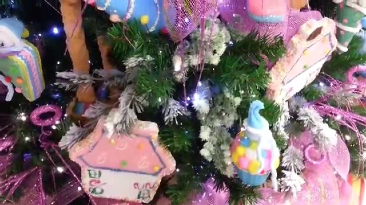 Arboles de navidad ultimas tendencias decoracion 2015 - 2016