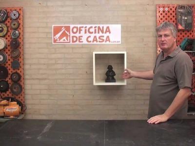 Como preparar e pintar peças de madeira
