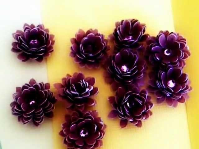 My litle, litle paper flowers (As minhas pequenas flores de papel)