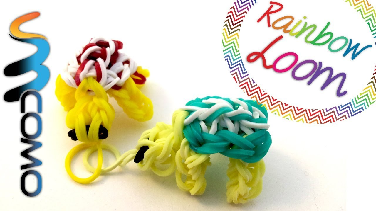 Rainbow Loom - Tartaruga