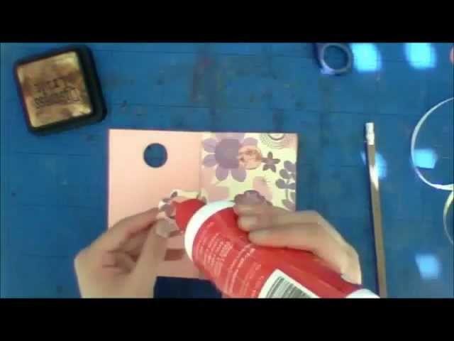 Série Tutoriais - Double Peek a Boo Card