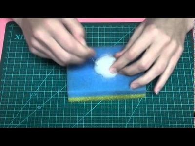 Aula 1 - Feltragem : O que é a Feltragem com agulha?