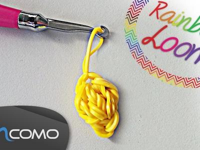 Limão - Rainbow Loom ( Sem Tear )