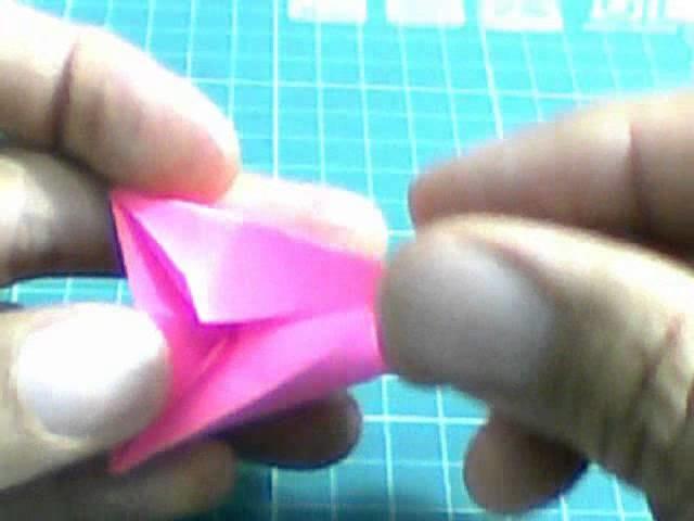 Origami - Estrela Coreana - Korean Star