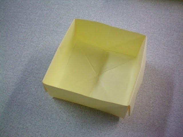 Caixinha de Origami - Rapidão