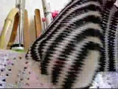 Crochê - Blusa Reveillon - Parte VI