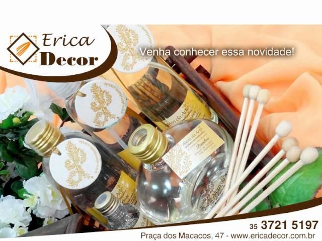 Erica Decor - Aromatizantes de Ambiente e Tecidos