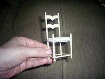Miniaturismo - Conheça esta arte - Miniaturas