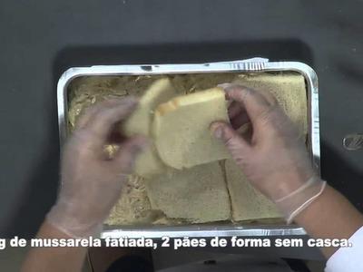 24.09.2014 Receitas Bom Sabor - Lanche Cremoso de Frango