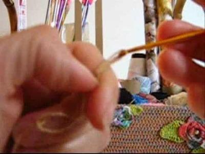Croche - Guia de Pontos - Ponto Segredo