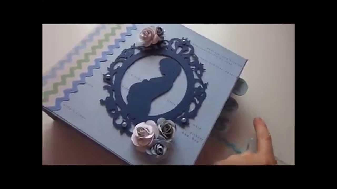 Diário de Gravidez - Pregnancy Scrapbooking album