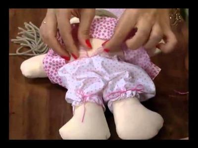 Mulher.com 12.10.2011 - Boneca de Pano