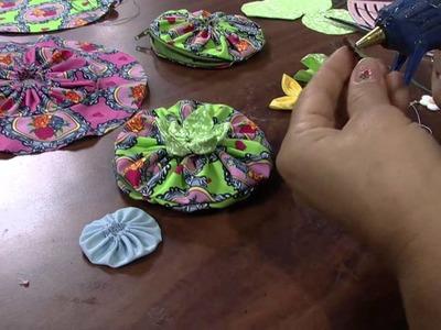 Mulher.com 14.06.2013 Vera Cunha - Bolsinha porta moedas Parte 2.2