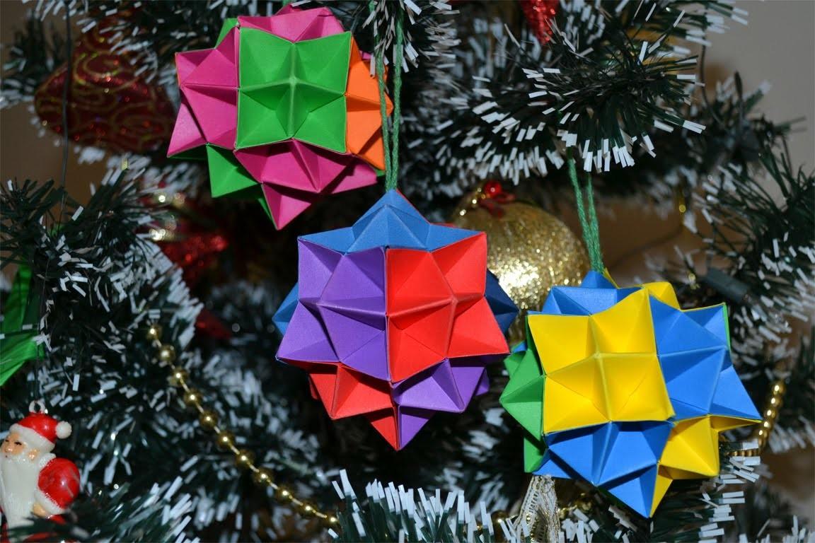 Origami: Spike Ball ( Bola de espigão )