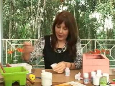 Caixa manicure pátina - Daiara