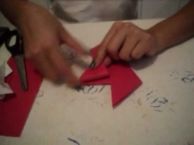 Convite em origami - parte II chá de lingerie