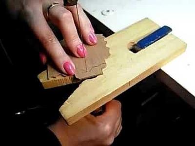 Demonstração para miniaturistas