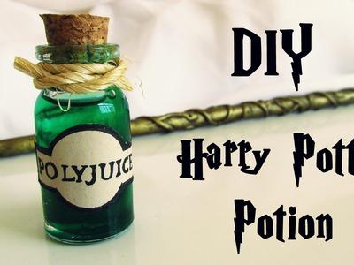 DIY: Poções do Harry Potter - Polissuco (Polyjuice Potion)
