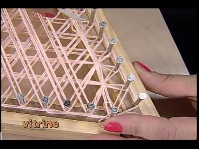Lenço Triangular com Márcia Ester - Vitrine do Artesanato na TV