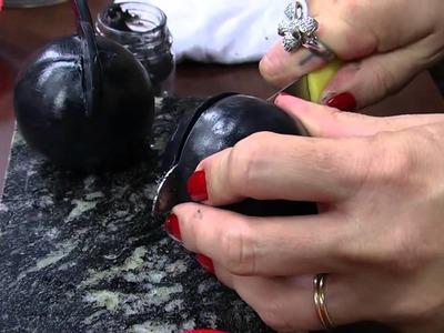 Mulher.com 19.09.2014 - Sabonete Popcake Minnie e Mickey por Tiane Fontaine - (Parte 2.2)