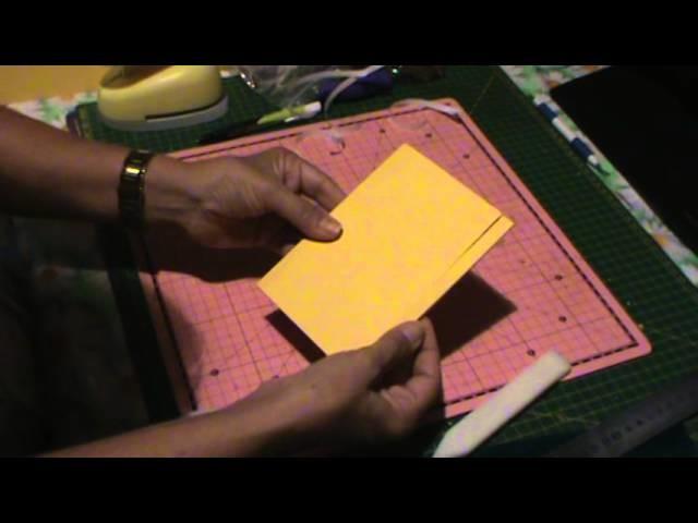 SCRAPBOOKING: Mini Álbum da Gatiely para recordação escolar parte 1