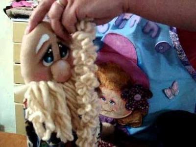 Video aula 1 stelinha bonecas