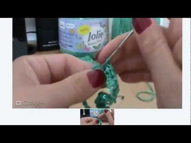 Crochê Ao Vivo - Headband Fashion Twist