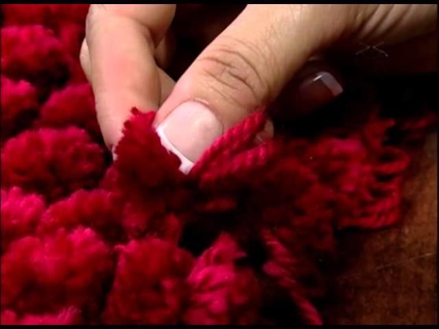Mulher.com 04.12.2012 Marcia Ester - Almofada em tear 2.2