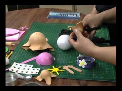 Mulher.com 15.12.2011 - Boneca em EVA 1.2