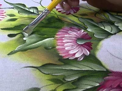 Mulher.com 31.05.2013 Luciano Menezes - Pintura em tecido