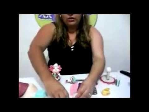 PONTEIRA CUPCAKE MODELADORES MEG ARTS