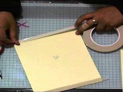 Album ABC Scrapbooking - Construção da Páginas