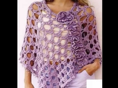 Capa Calado Fácil a crochet