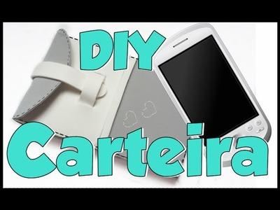 Como fazer um porta celular em EVA passo a passo