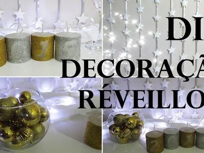 ★ DIY: Ideias de Decoração para o Ano Novo (Opções para o Réveillon - New Years Eve Decor Ideas) ★