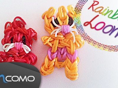 Gato - Rainbow Loom