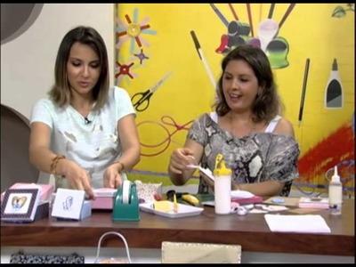 MULHER.COM 02.10.2012 LUCIMARA FELIZATTE - CAIXA PARA LEMBRANCINHA 02