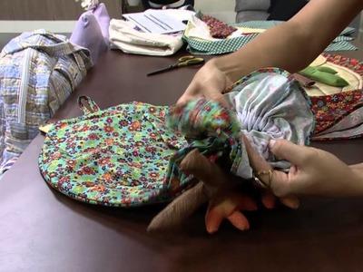 Mulher.com 17.04.2014 Elandia - Puxa saco de coruja