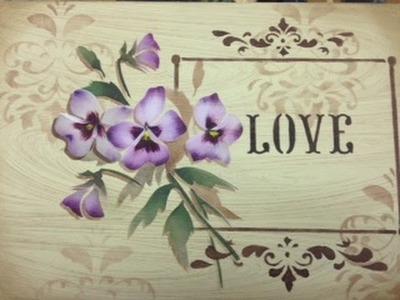 Stencil OPA - 22.06.15 - Mayumi Takushi - Amor Perfeito