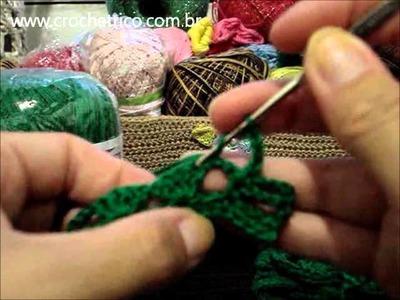 Crochê - Blusa Verde - 01.03