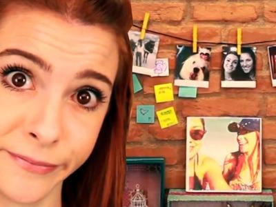DIY :: Como usar as suas Fotos na Decoração