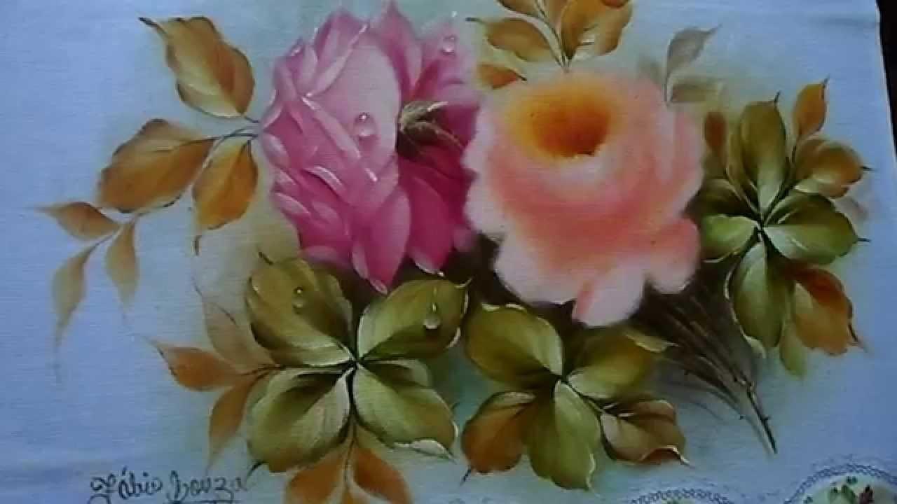 Fábio Souza Nascimento - Pintando uma rosa